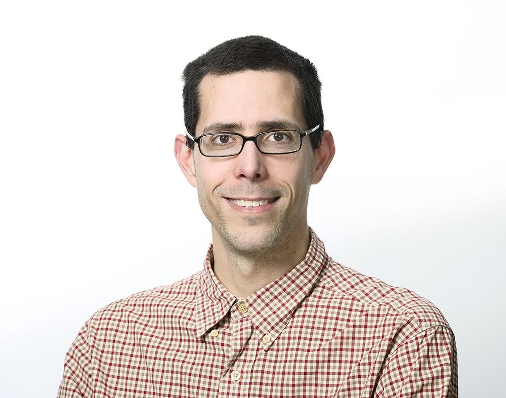 Jonathan Perreault professeur en microbiologie, biochimie et ARN à l'Institut national de la recherche scientifique