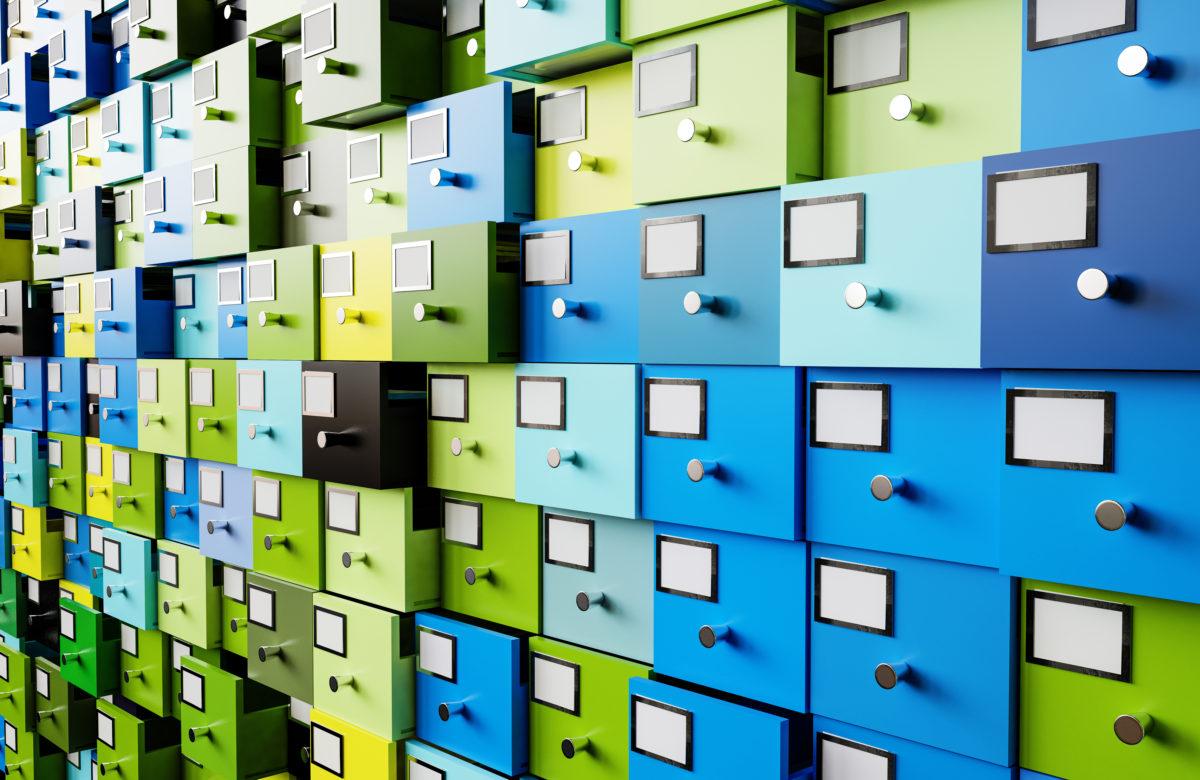 Archivage et gestion des documents