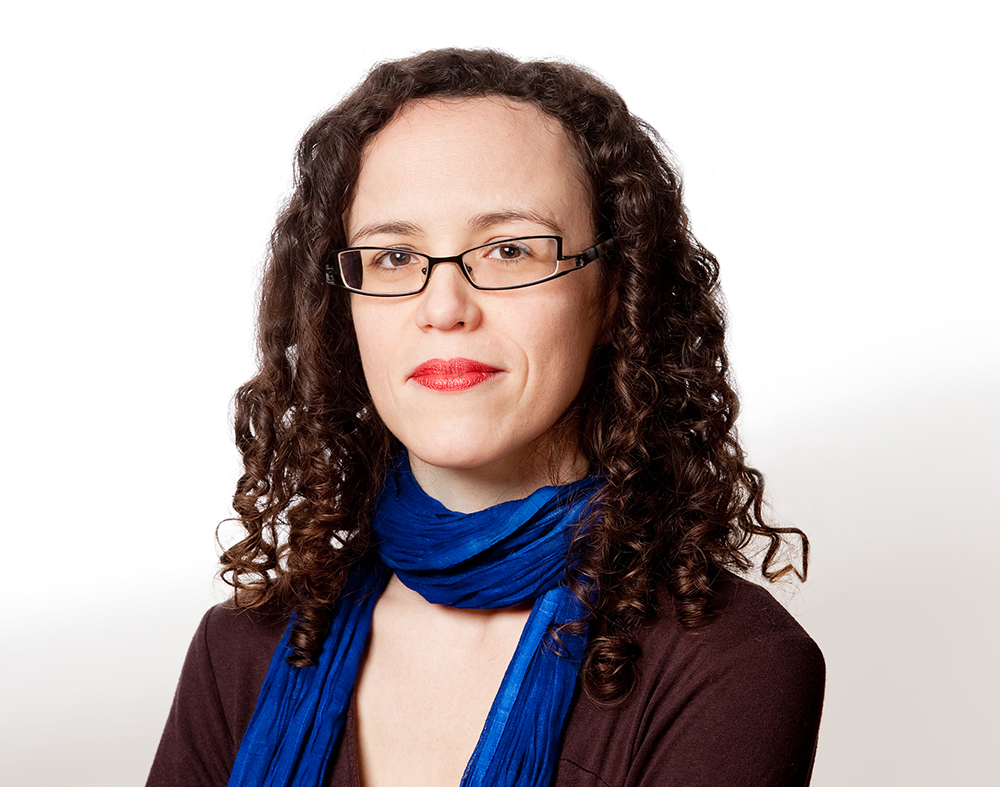 Julie-Anne Boudreault professeure en insécurité, mobilité et action politique à l'Institut national de la recherche scientifique