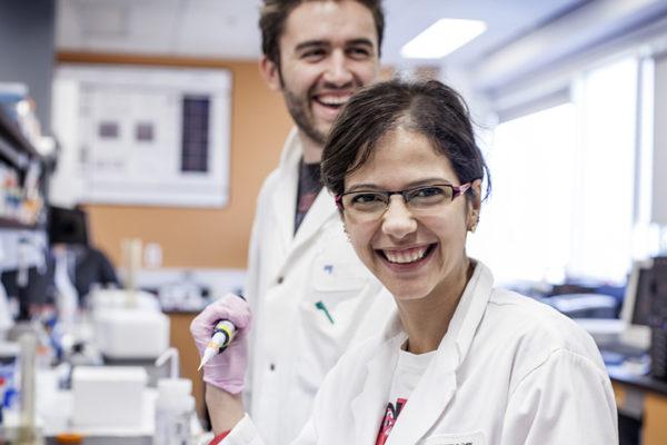 Étudier en santé et biotechnologie
