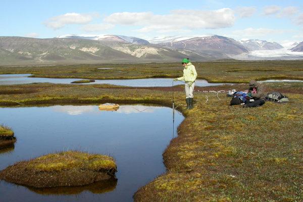 Étudier en environnement et géosciences