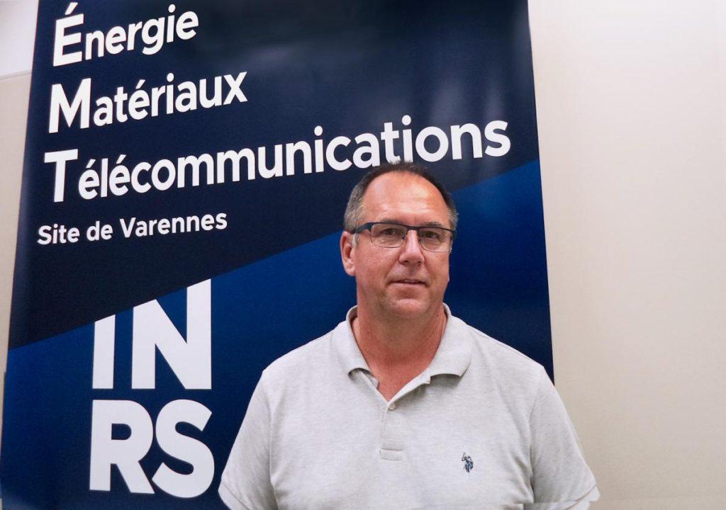 M. Sylvain Gingras intronisé au Cercle d'excellence de l'Université du Québec
