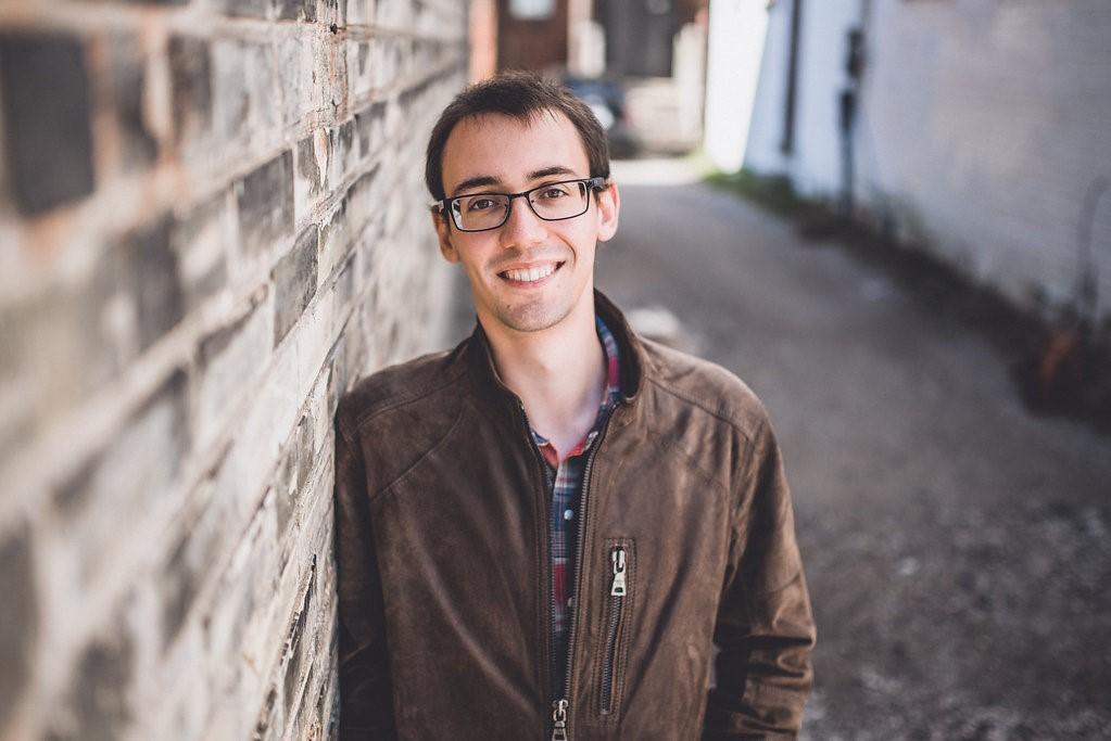 Nick Revington, professeur au Centre Urbanisation Culture Société