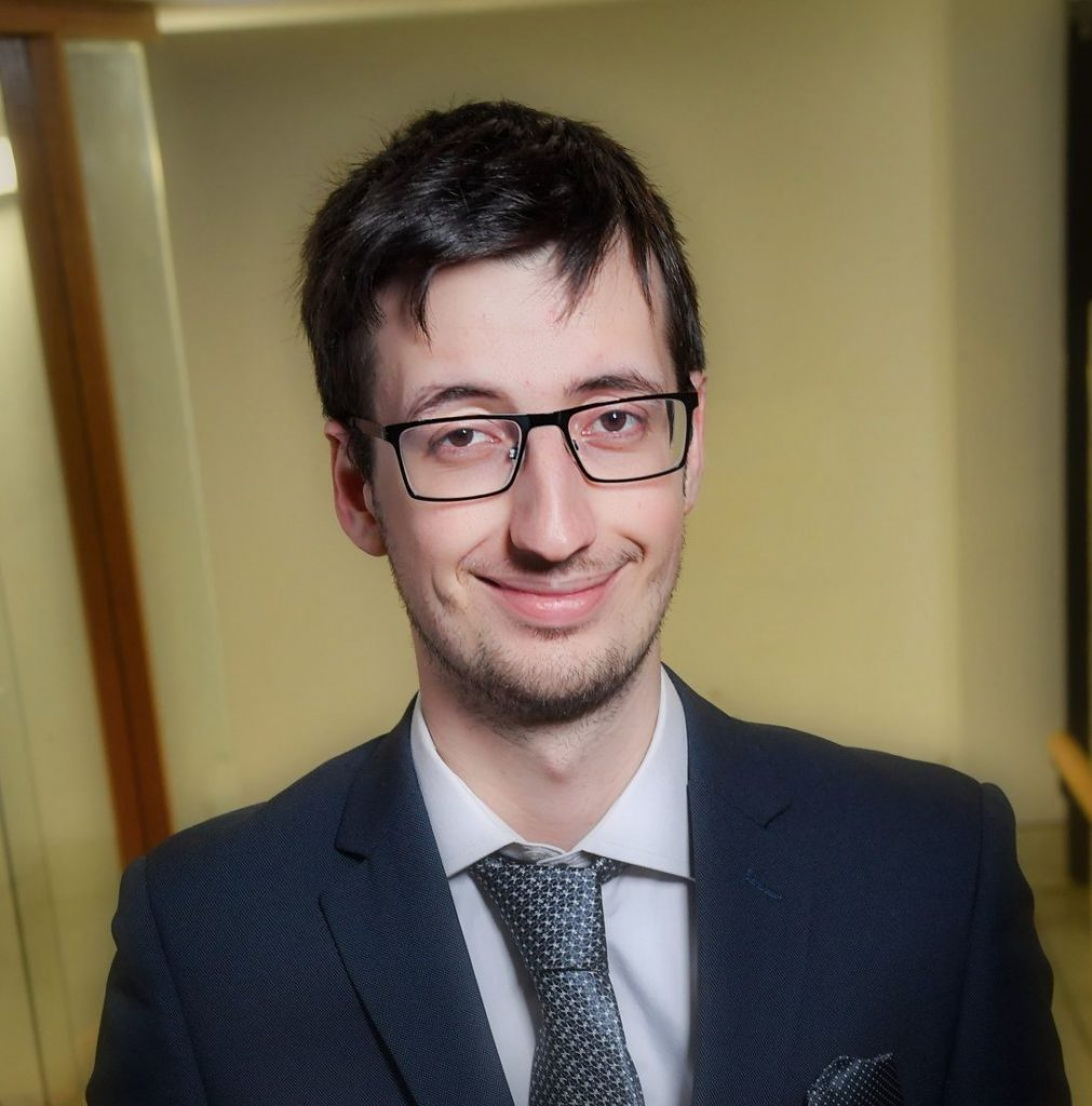 La maîtrise en sciences de l'énergie et des matériaux de Michaël Berteau-Rainvil