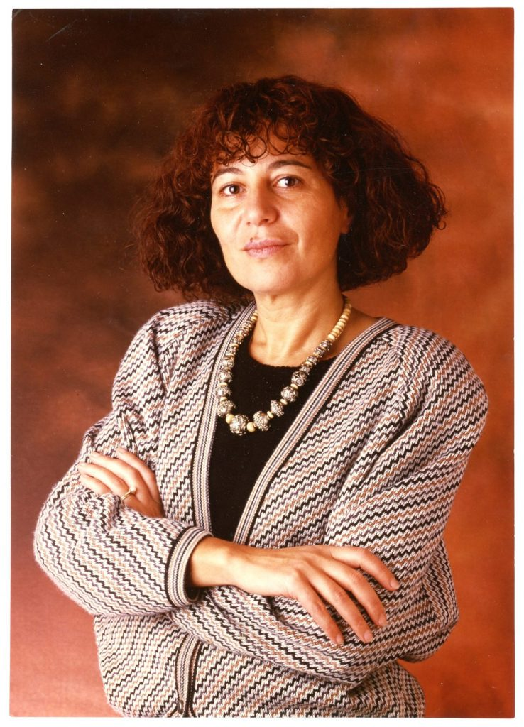Aïcha Achab : une pionnière en science de la Terre