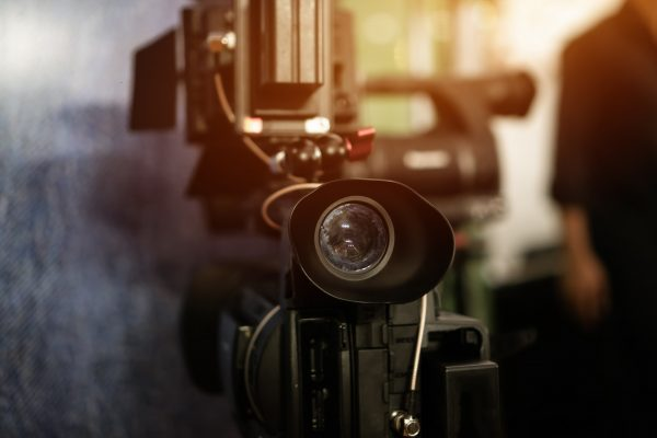 Photos and Film Shoots during an Interview