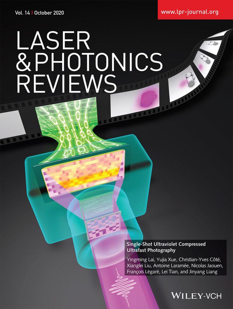 Des chercheurs de l'INRS conçoivent la caméra UV la plus rapide au monde