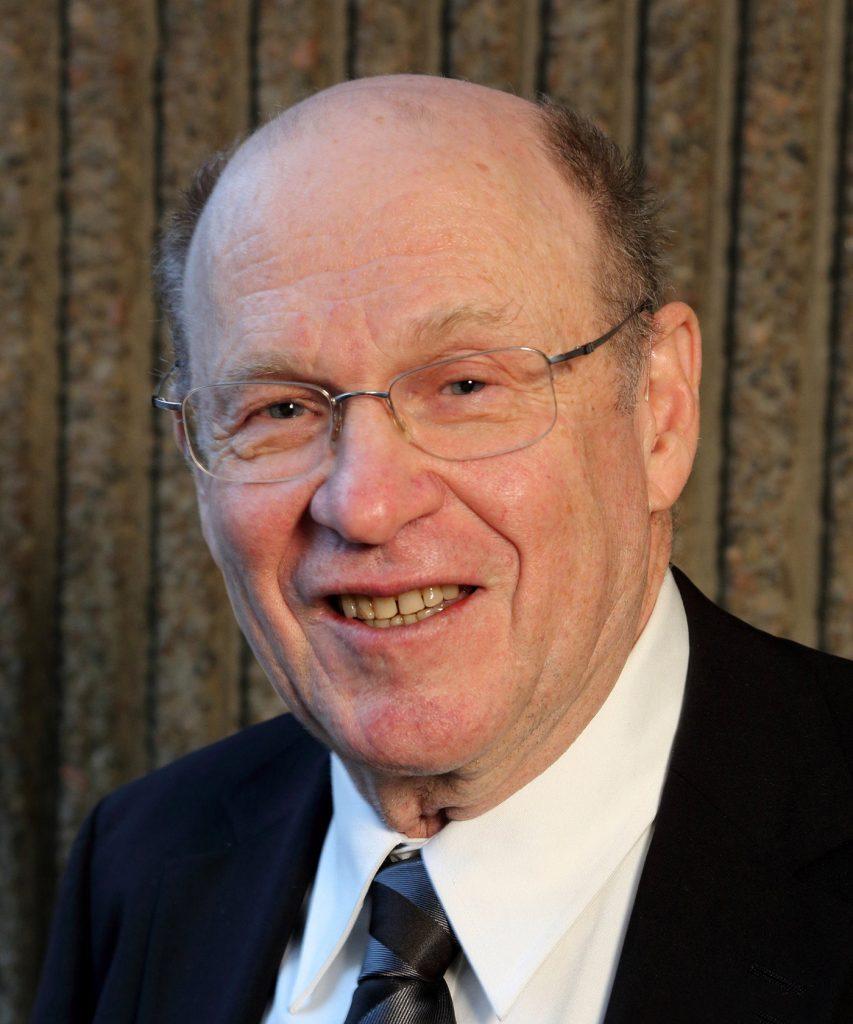Nahum Sonenberg docteur d'honneur de l'INRS