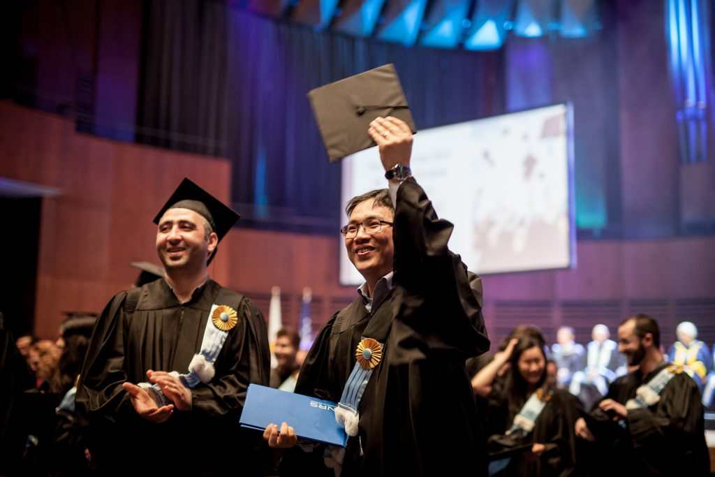 Prix pour les diplômées de l'INRS