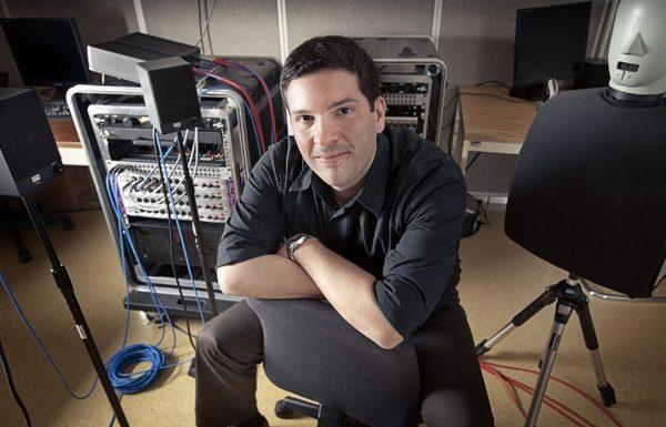 International Recognition for Professor Tiago Falk