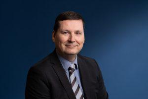 Joël Tremblay directeur du Service des ressources informationnelles de l'INRS