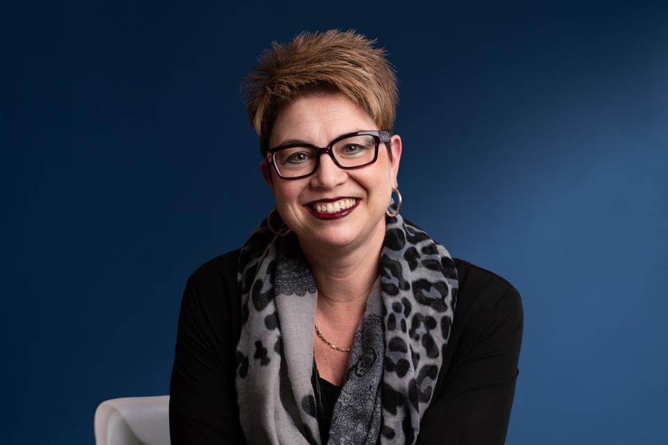 Marlène Blais, directrice du Service des ressources humaines de l'INRS
