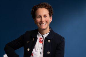 Caroline Painchaud, directrice du Service des finances de l'INRS