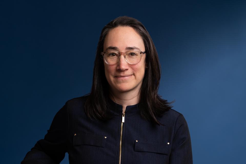 Zina Enriquez, directrice des mesures d'urgence de l'INRS