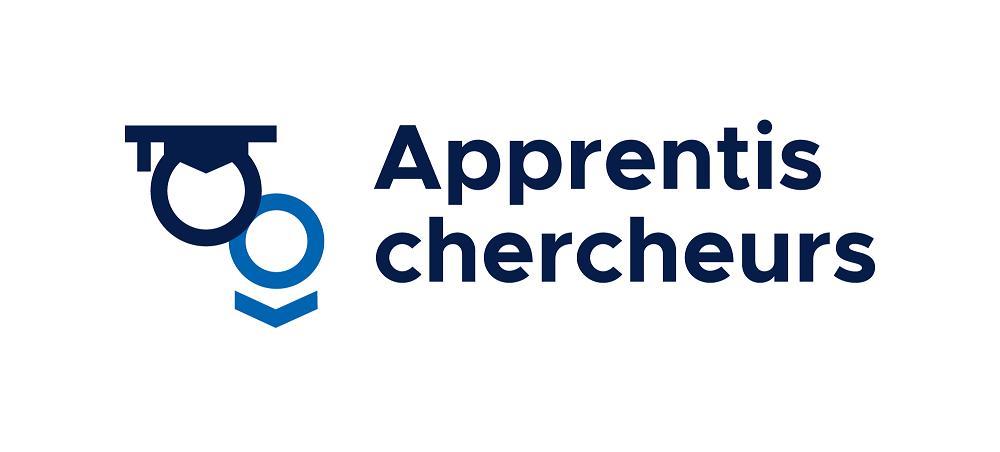 Logo Apprentis chercheurs de l'INRS