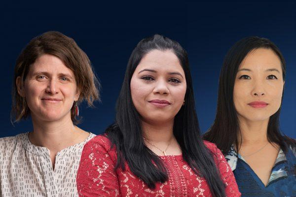Trois chercheuses de l'INRS dirigeront de nouvelles chaires de recherche du Canada totalisant 2,6 M$