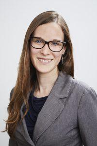 Emily Sarah Kirby membre du conseil d'administration de l'INRS