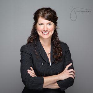 Nancy Déziel membre du conseil d'administration de l'INRS