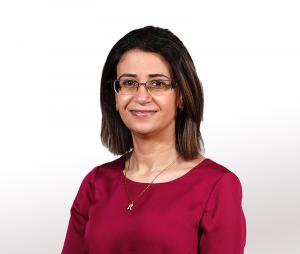 Rimeh Daghrir membre du conseil d'administration de l'INRS