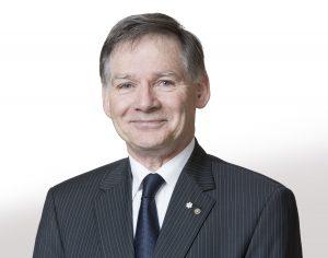 Michel Ringuet membre du conseil d'administration de l'INRS