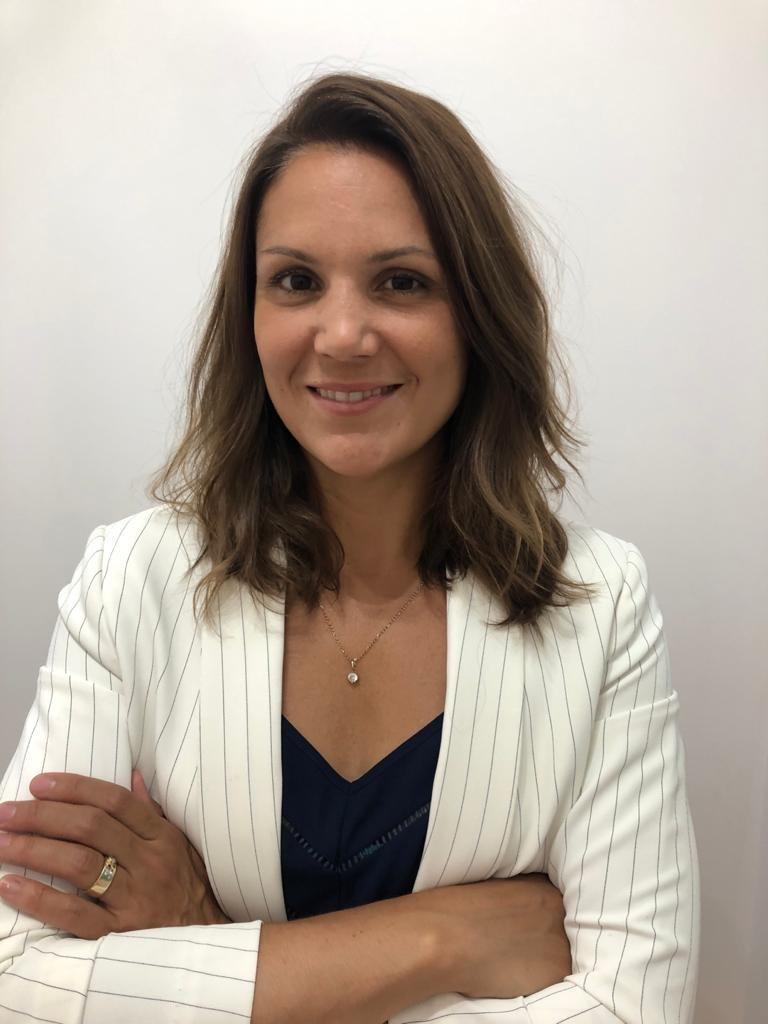 Andrée-Anne Stewart directrice du Service des communications de l'INRS