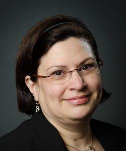 Nathalie Gendron, directrice du Service à la recherche de l'INRS