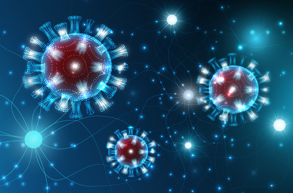 Photonique neuromorphique pour la détection de COVID-19