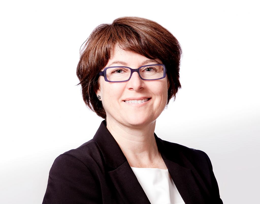 Sylvie Richard registraire de l'INRS