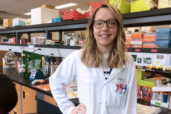 Ma recherche en série : le doctorat en biologie de Josianne Bienvenue-Pariseault