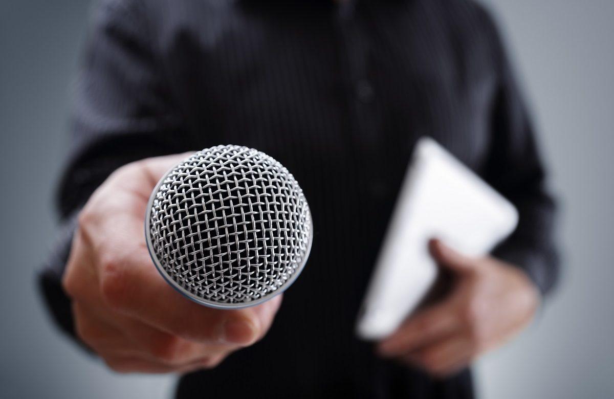 Se préparer pour une entrevue avec un média