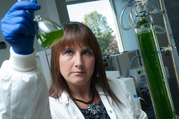 Pascale Champagne : femme de science, femme de tête