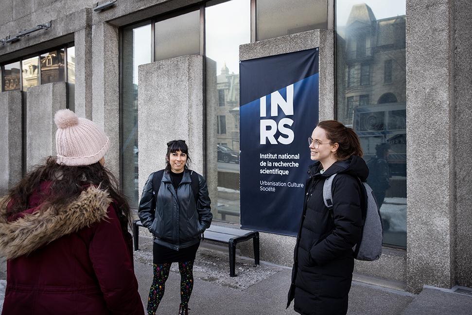 Étudiants de l'INRS