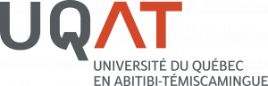 Logo de l'UQAT