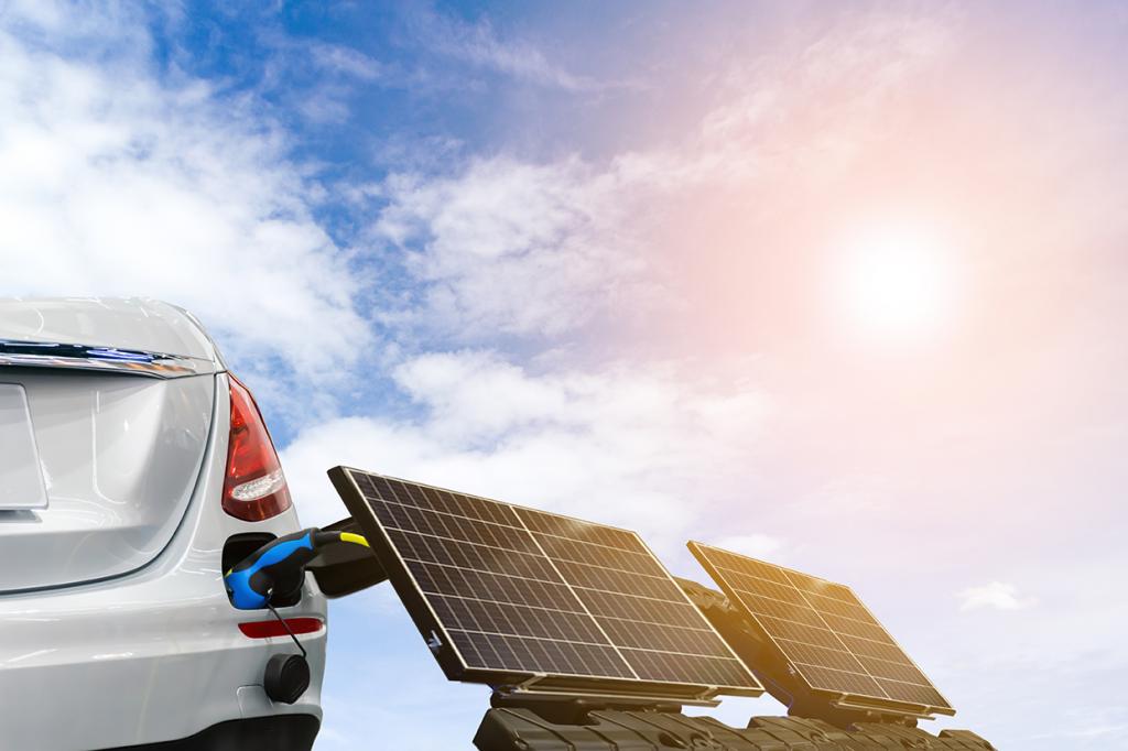 Innovation dans la conversion de l'énergie solaire en carburant - Recherche INRS