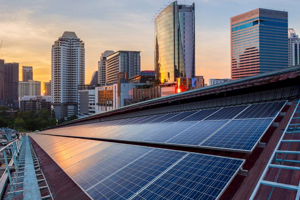 Énergie solaire transition énergetique UMR