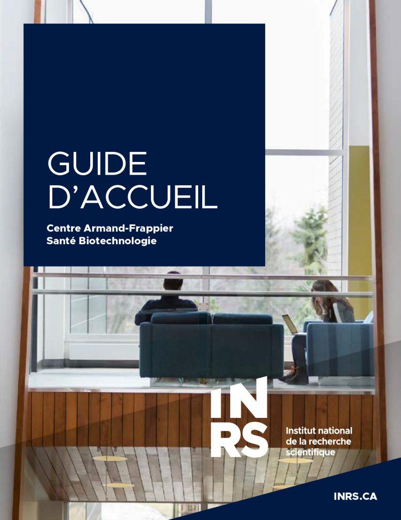 Guide du Centre Armand-Frappier Santé Biotechnologie (PDF)