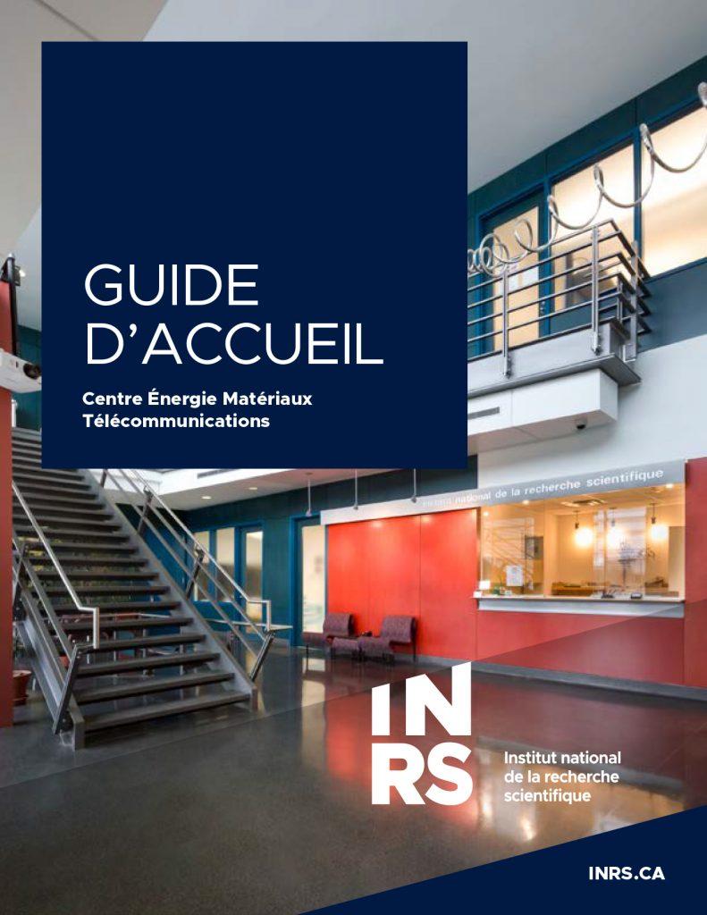 Guide du Centre Énergie Matériaux Télécommunications (PDF)
