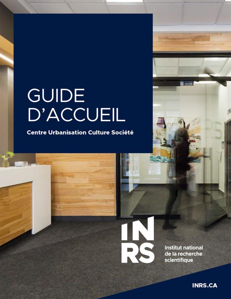 Guide du Centre Urbanisation Culture Société (PDF)