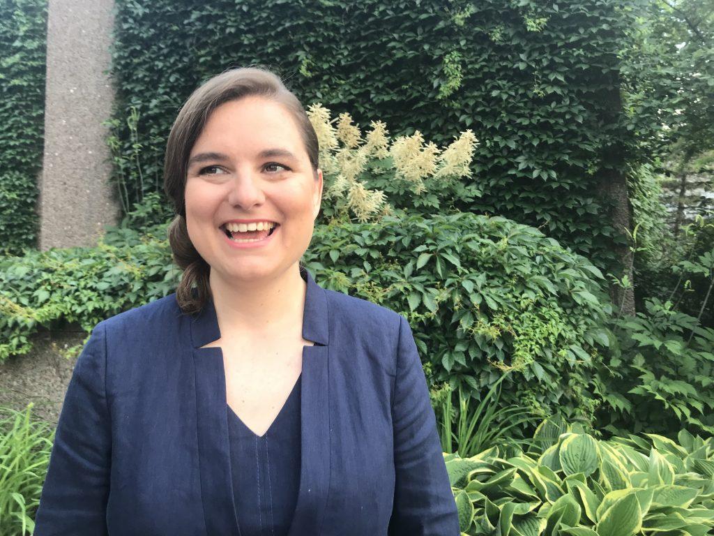 La directrice du Centre Eau Terre Environnement de l'INRS, Louise Hénault-Ethier