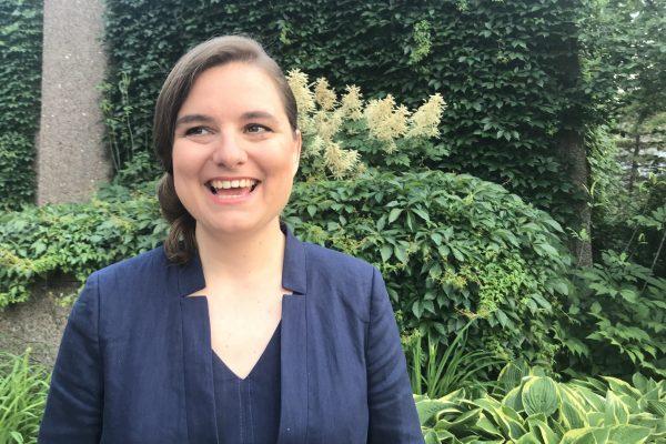 Louise Hénault-Ethier nommée directrice du Centre Eau Terre Environnement