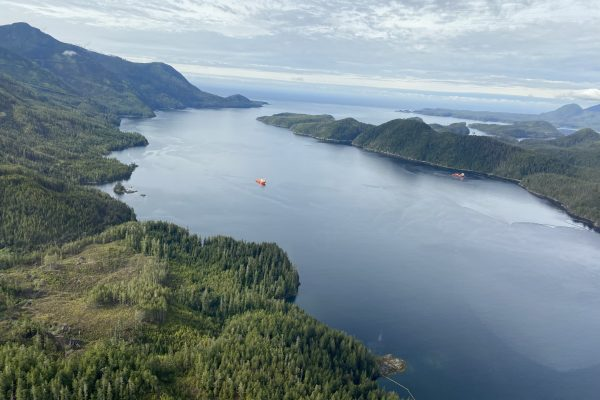 Earth Observation Monitoring System for Canada's marine and coastal environments