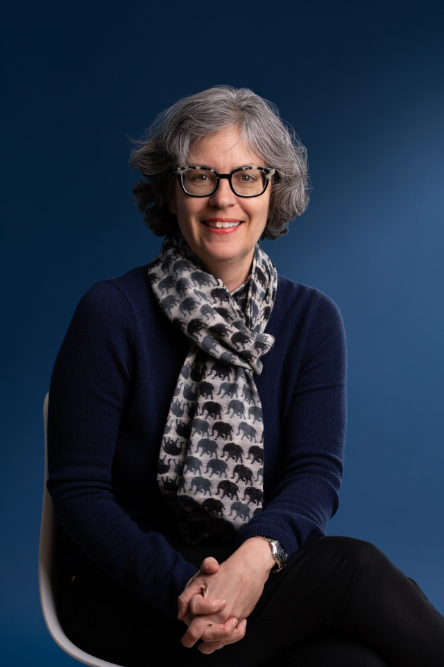 Claire Poitras, professeure à l'INRS