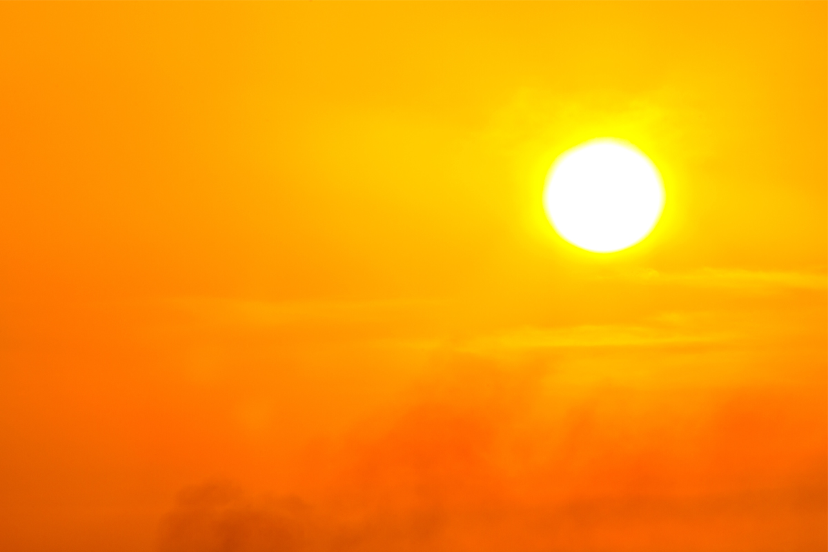 Vague de chaleur extrême
