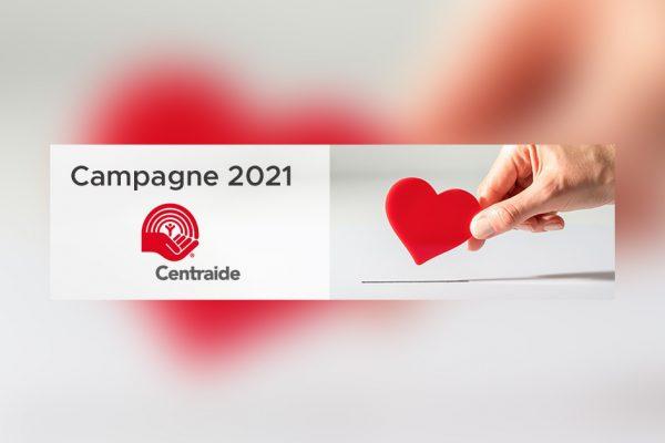 La communauté de l'INRS se joint à la campagne Centraide 2021