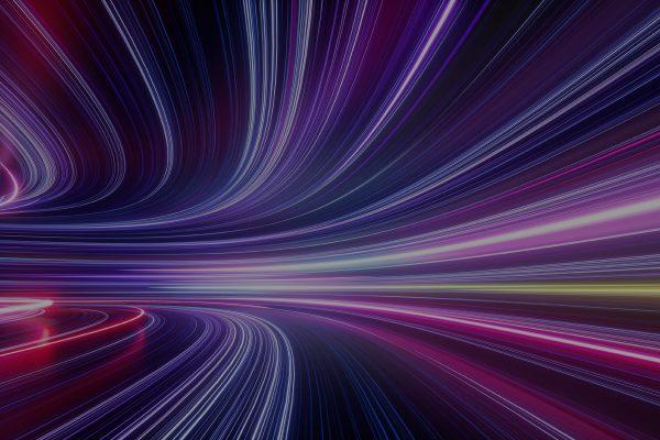 Infinitely small, infinitely fast
