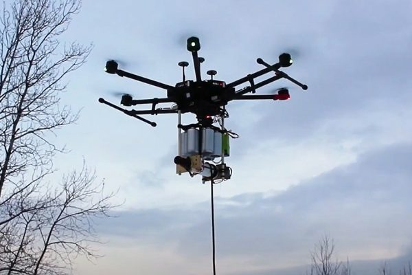 A Drone in the Field