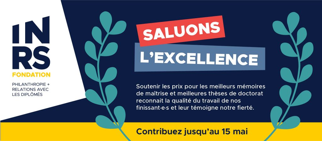Campagne Fondation Excellence