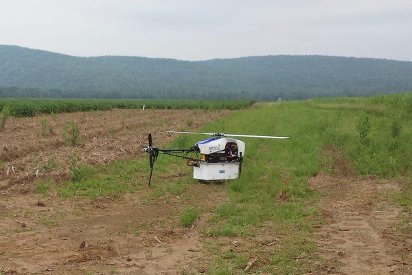 Lancement du Laboratoire de télédétection environnementale par drone de l'INRS