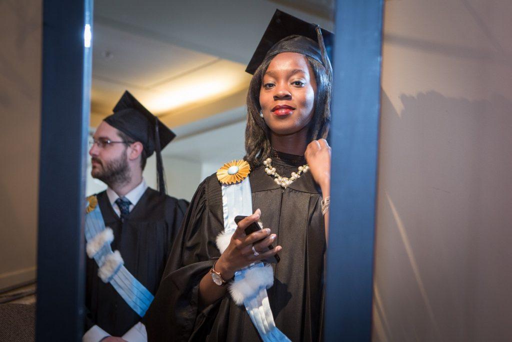 Prix pour les diplômés Graduate Awards